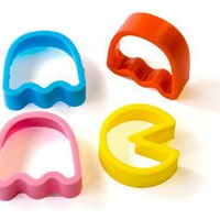 Suck UK Pac Man Cookie Cutters