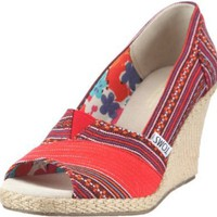 Toms - Womens Lina Wedge