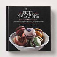 Anthropologie - Les Petits Macarons: Colorful French Confections to Make at Home