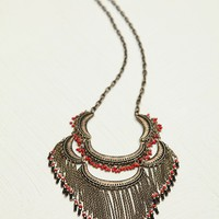 Free People Fine Fringe Collar