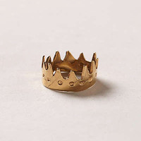 Anthropologie - Crown Ring