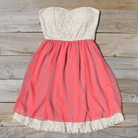 Sunstone Dress, Sweet Women's Affordable Clothing