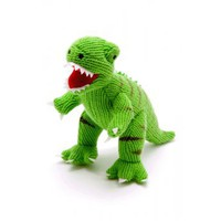 Knitted T Rex | Folly Home | Design-led Gifts, Home wares, Vintage Finds