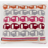 Happy Days Cushion | Folly Home | Design-led Gifts, Home wares, Vintage Finds