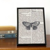 Moth Book Print | Folly Home | Design-led Gifts, Home wares, Vintage Finds