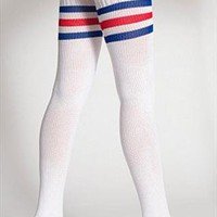 Thigh high socks from ouroldyournew