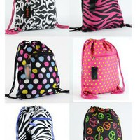Drawstring Gym Travel Backpack