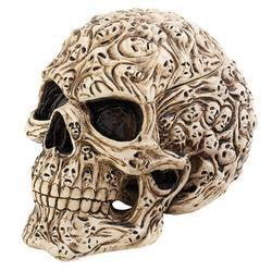 Skull's Soul Spirit Sculptural Box - CL76381 - Design Toscano