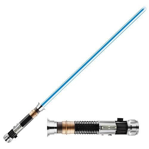 Star Wars Fx Lightsaber with Removable Blade - Obi Wan