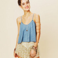 Free People FP ONE Nina Printed Skirt at Free People Clothing Boutique