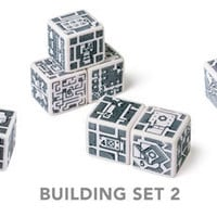 Adventurer Dungeon-Building Dice Sets