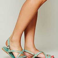 Bed | Stu + Free People  Kelsey Braided Sandal at Free People Clothing Boutique