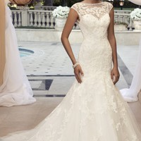 Casablanca Bridal 2110 Dress - MissesDressy.com