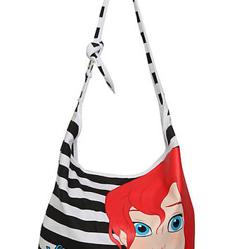 Disney The Little Mermaid Ariel Hobo Bag | Hot Topic