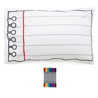 Free Verse Reveries Pillowcase Kit | Mod Retro Vintage Decor Accessories | ModCloth.com