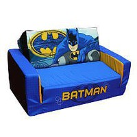 Warner Brothers Foam Flip Sofa, Batman