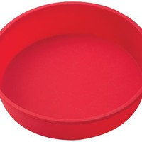 HIC Brands that Cook Essentials Silicone Round Cake Pan