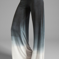 Saint Grace Carol Wide Leg Pant in Black from REVOLVEclothing.com