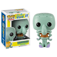 Funko POP! Spongebob Squarepants Vinyl Figure - SQUIDWARD: BBToyStore.com - Toys, Plush, Trading Cards, Action Figures & Games online retail store shop sale