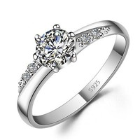 Custom Name Engraved Zircon Promise Ring for Her Personalized Couples Jewelry | Occasions Uncommon Gifts | Unique Phone Cases | Worldwide Shipping