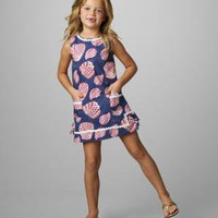 """Lilly Pulitzer""  Little Lilly Shift Printed at  Lilly Pulitzer"