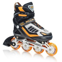 Roller Derby Hornet Pro Adjustable Boy's Inline Skates Skate (Medium)