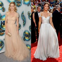 Julie Bowen vs. Olivia Wilde | Fashion Double Take - Z100 -... - Polyvore