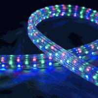 LED Rope Light Custom Cut - RGB