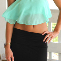 Summer Breeze Crop Top