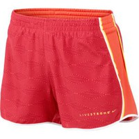 Nike LIVESTRONG Women's Printed Pacer Shorts - Dick's Sporting Goods