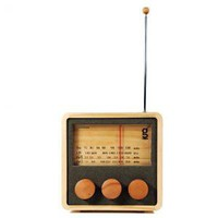 Areaware + Magno Medium Radio - Clocks and Radios - Home Decor - eCo Home