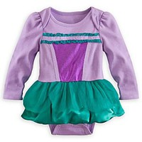 Ariel Cuddly Costume Bodysuit for Baby | Disney Store