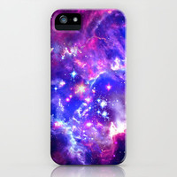 Galaxy. iPhone & iPod Case by Matt Borchert