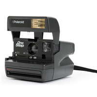 The Impossible Project Refurbished Polaroid OneStep CloseUp Camera at Zumiez : PDP