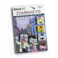 GAMAGO Zombikeys Key Toppers