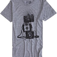 MNKR 3 CAMERAS SS TEE > Mens > Clothing > Tees Short Sleeve | Swell.com