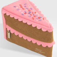 Slice of Cake Pouch