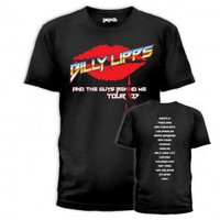 Psych Billy Lipps T-Shirt