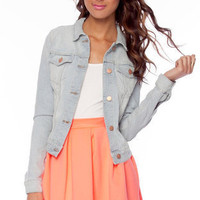 Scuba Dooba Skirt in Neon Coral :: tobi