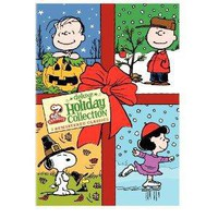 Amazon.com: Peanuts Holiday Collection (It's the Great Pumpkin, Charlie Brown / A Charlie Brown Thanksgiving / A Charlie Brown Christmas) (Deluxe Edition): Charles Schulz: Movies & TV