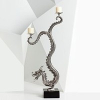 Natori Large Standing Dragon Candelabra - Home Dcor - Categories - Home - Bloomingdale&#x27;s