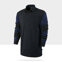 Nike Stripe NFL Dallas Cowboys Men's Rugby Shirt - Black