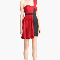 Jason Wu One Shoulder Pleated Dress | Nordstrom