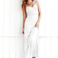 Victoria&#x27;s Secret - Lightly Padded Bra Top Dress Maxi