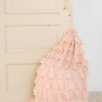 Ruffle Laundry BagOnline Only!New Color Available!