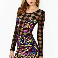Electric Sound Dress