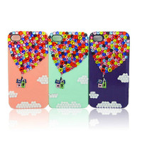 Bling Bling Up Balloon iPhone/Samsung Galaxy Case