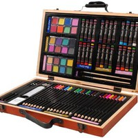 80-Piece Professional Art Set