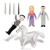 Avenging Unicorn Play Set - Archie McPhee & Co.
