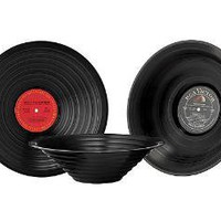 RECORD BOWLS | Recycled Vinyl, LP, Album | UncommonGoods